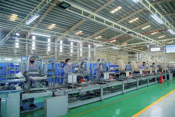 supporting industry,vietnam automobile industry