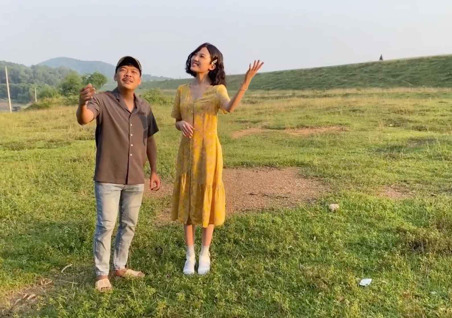 Trung Ruồi và Lương Thanh gây cười với MV hài hước