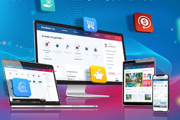 VietinBank iPay ra mắt phiên bản web mới