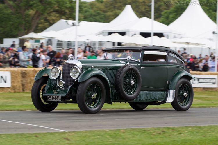 10 mẫu xe siêu sang Bentley tốt nhất mọi thời đại