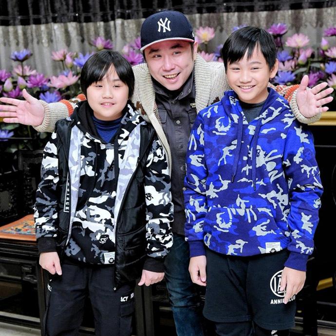 'Sao nhí' Ôn Triệu Vũ trở thành giám đốc với tài sản triệu đô ở tuổi 41