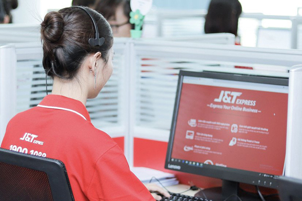 J&T Express đẩy mạnh hợp tác với các sàn thương mại điện tử quốc tế
