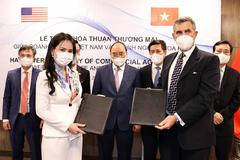 T&T Group và DN Mỹ ký hợp tác thương mại đầu tư hơn 3 tỷ USD