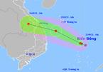 Áp thấp nhiệt đới khả năng mạnh thêm, Hà Tĩnh đến Bình Định mưa to