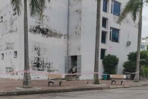 Bệnh nhân chết bất thường tại kho chứa rác của trung tâm y tế