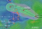 Khẩn cấp: Từ Thừa Thiên Huế - Bình Định có thể hứng bão trong chiều và đêm mai