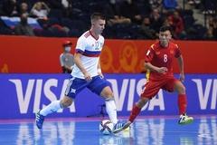Link xem trực tiếp futsal Việt Nam vs Nga: Chờ cơn địa chấn
