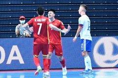 Lịch thi đấu bóng đá hôm nay 22/9: Futsal Việt Nam suýt gây địa chấn trước Nga