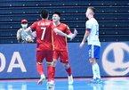 Xem bàn thắng lịch sử của Futsal Việt Nam ở World Cup
