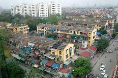 Loạt chung cư cũ trên 'đất vàng' Kim Liên, Trung Tự sắp được xây mới