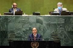 Phát biểu của Chủ tịch nước tại Đại hội đồng Liên Hợp Quốc