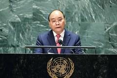Phát biểu của Chủ tịch nước tại phiên thảo luận mở của HĐBA Liên hợp quốc