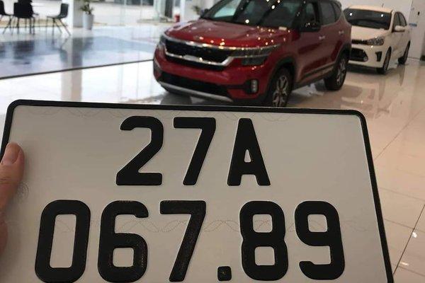 Đấu giá biển số xe đẹp: Dân chọn tùy thích, nhà nước thu nghìn tỷ