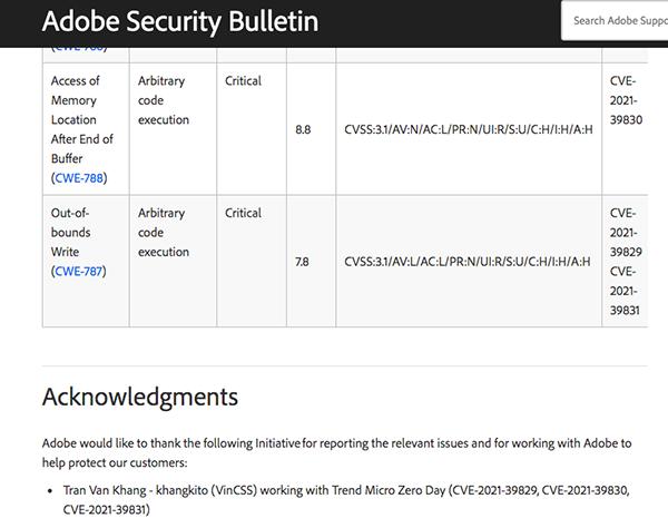 Hacker Việt phát hiện 6 lỗ hổng bảo mật nghiêm trọng của Microsoft, Adobe
