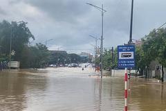 Áp thấp nhiệt đới khả năng thành bão, 32 huyện miền Trung có thể ngập lụt