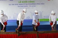 TP Thủ Đức mở lại hoạt động xây dựng