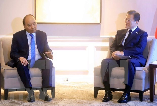 UNGA 76: President meets foreign leaders, WB President in New York
