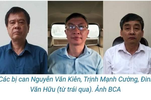 Bắt giam Giám đốc Sở Giáo dục Đào tạo tỉnh Điện Biên