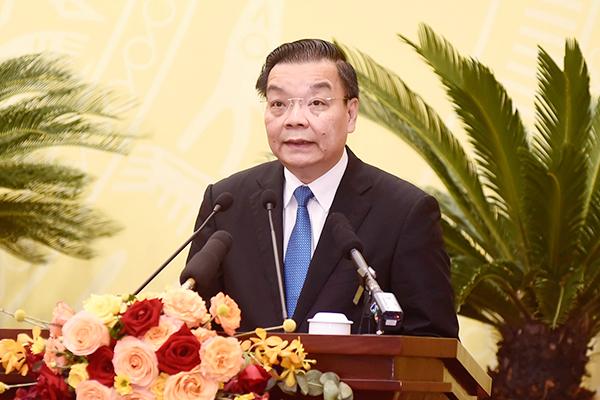 Chủ tịch Hà Nội: Sẽ tiêm bao phủ mũi 2, tìm nguồn vắc xin cho trẻ em