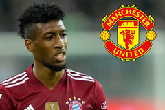 MU ký Coman, Chelsea nâng lương giữ Rudiger