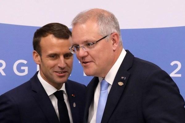Australia sẽ 'kiên nhẫn' hàn gắn quan hệ với Pháp