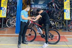 Thế Giới Di Động tăng tốc mở shop xe đạp, kỳ vọng doanh thu 400 tỷ dịp cuối năm