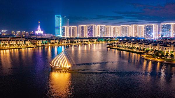 Những cây cầu nối bờ vui đến 'New City' phía Đông Hà Nội