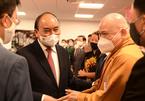 Cuộc gặp ấm cúng giữa Chủ tịch nước với kiều bào tại New York