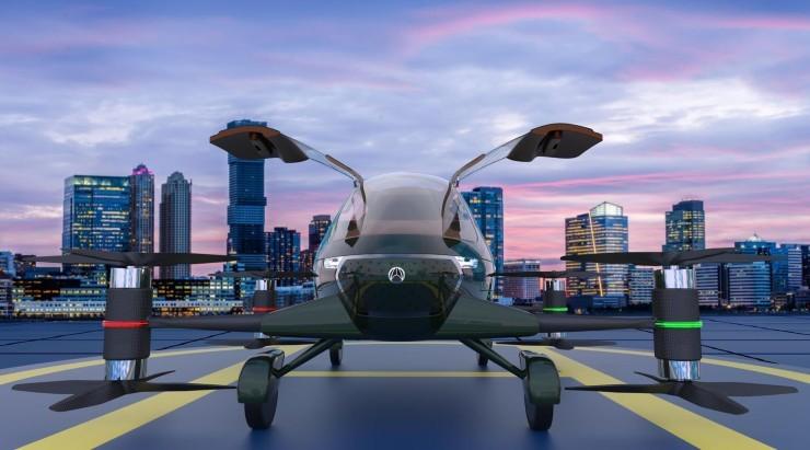 Ô tô bay đầu tiên của Ấn Độ sẽ ra mắt vào tháng 10