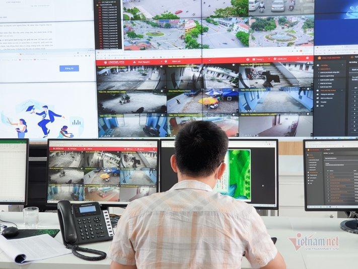 Chuyển đổi số tạo 'lá chắn công nghệ' chống dịch ở Thái Nguyên