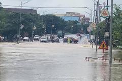 Dự báo thời tiết 24/9, miền Trung nguy cơ ngập lụt nhiều nơi