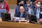 Ba nhóm giải pháp của Chủ tịch nước tại phiên họp Hội đồng Bảo an LHQ