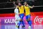 Link xem trực tiếp Brazil vs Ma Rốc: Tứ kết World Cup Futsal