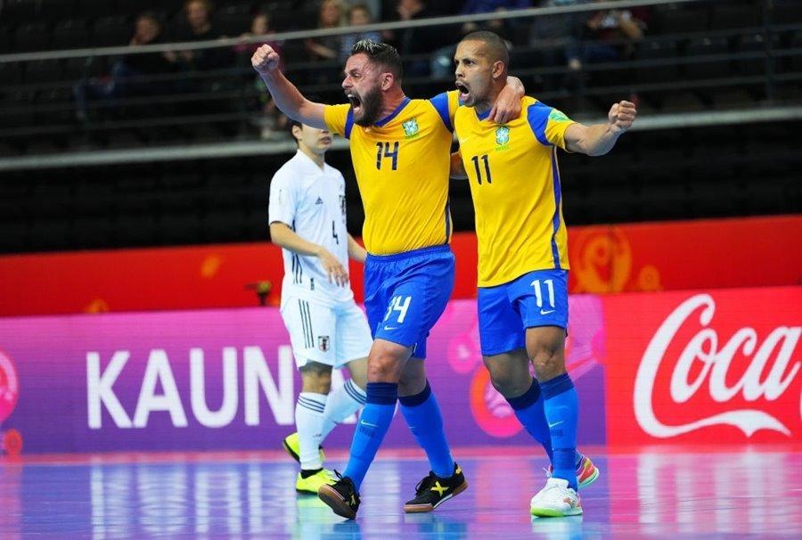 Lịch thi đấu vòng tứ kết World Cup Futsal 2021