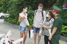 Russian expats in Khanh Hoa get support by local people