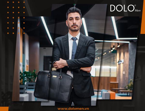 DOLO Men - không chỉ thời trang, còn là 'biểu trưng' quý ông thành đạt