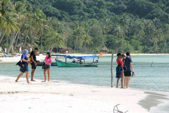 Phu Quoc poised to receive foreign tourists in November