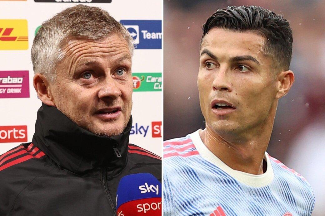 Solskjaer gạt phắt lời đề nghị thi đấu của Ronaldo