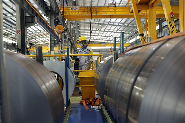 Vietnam expects to be a net steel exporter with strong steel export growth