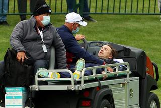 Diễn viên 'Harry Potter' bị ngất khi đang thi đấu golf