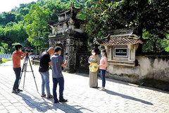 Ninh Binh draws visitors by livestreaming tours