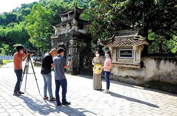 Ninh Binh travel,livestream
