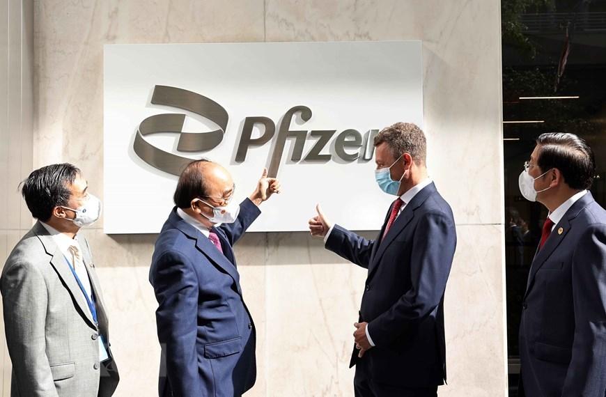 20 triệu liều vắc xin Pfizer cho trẻ em, đủ dữ liệu tính an toàn sẽ giao cho Việt Nam