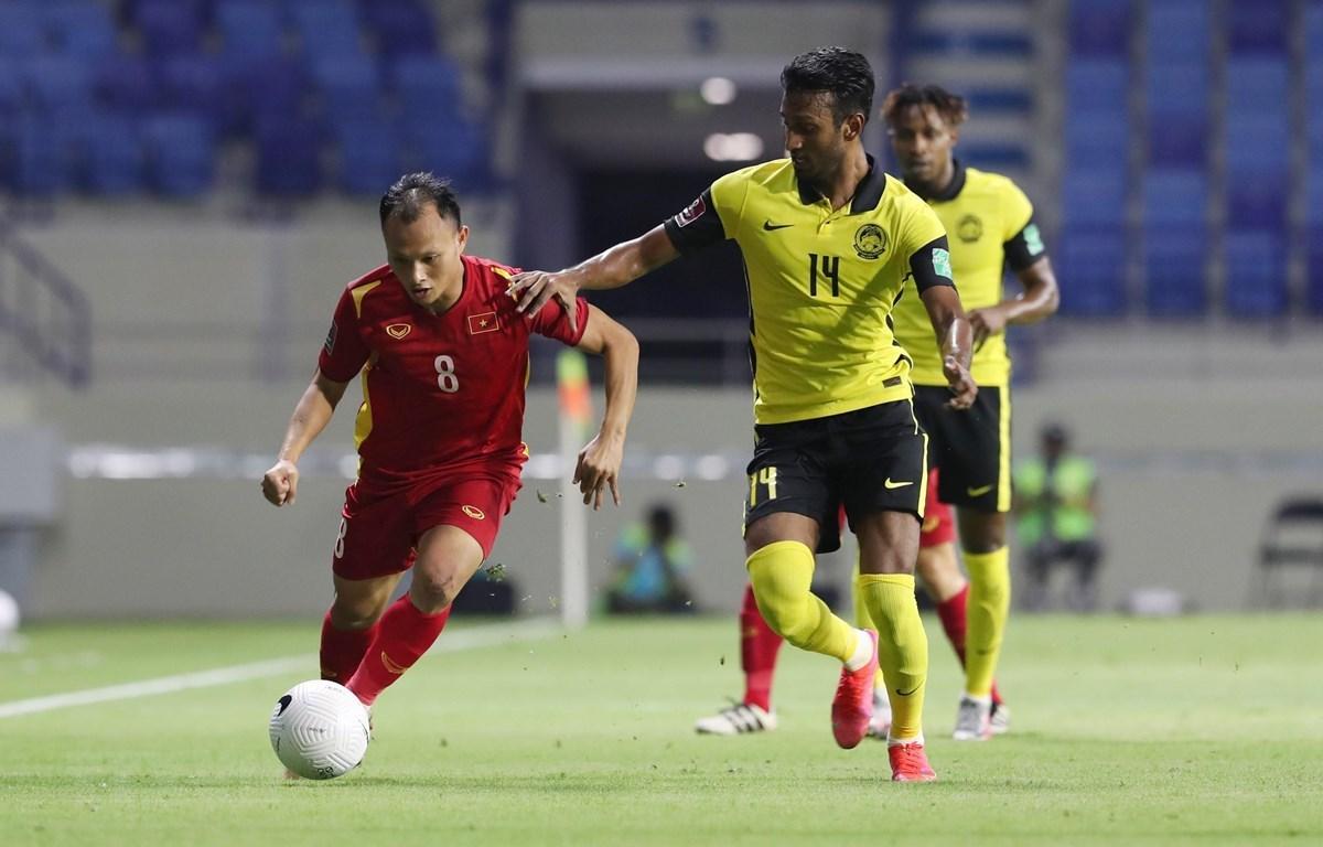Malaysia làm mới chờ đấu tuyển Việt Nam