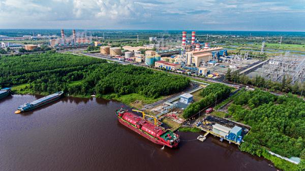 Kiến nghị tăng cường huy động nhà máy điện Cà Mau 1&2