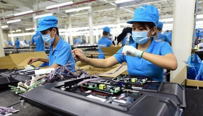 VN enterprises can't produce because of lack of materials, parts