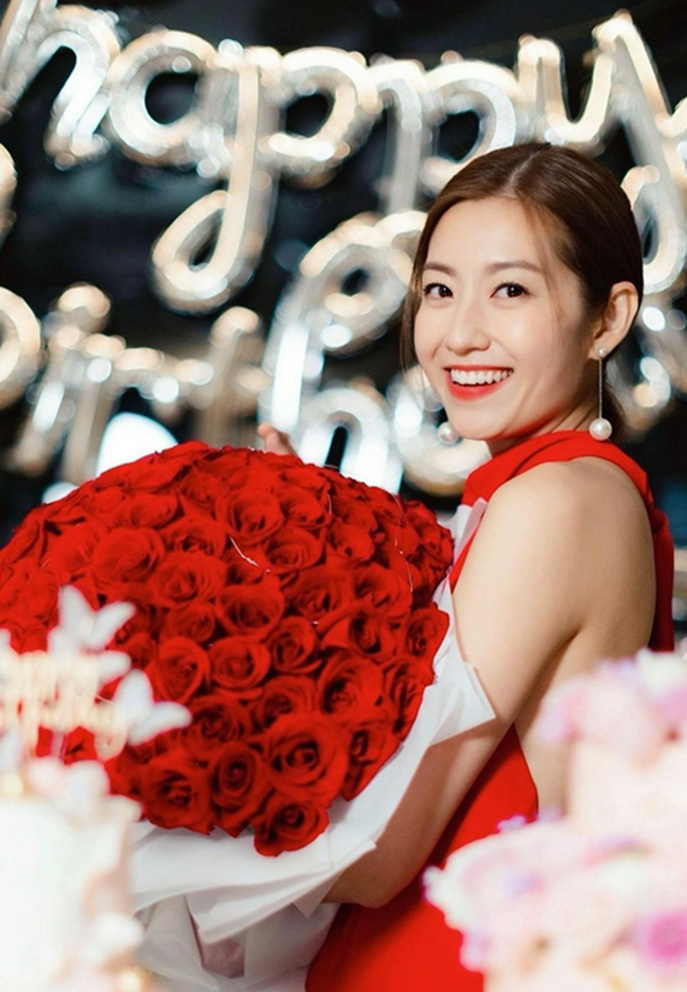 Trần Tư Dao lên tiếng tin bị trầm cảm vì chồng tài tử ngoại tình