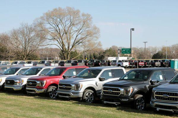 Các hãng xe thiệt hại 210 tỷ USD vì đứt gãy chuỗi cung ứng