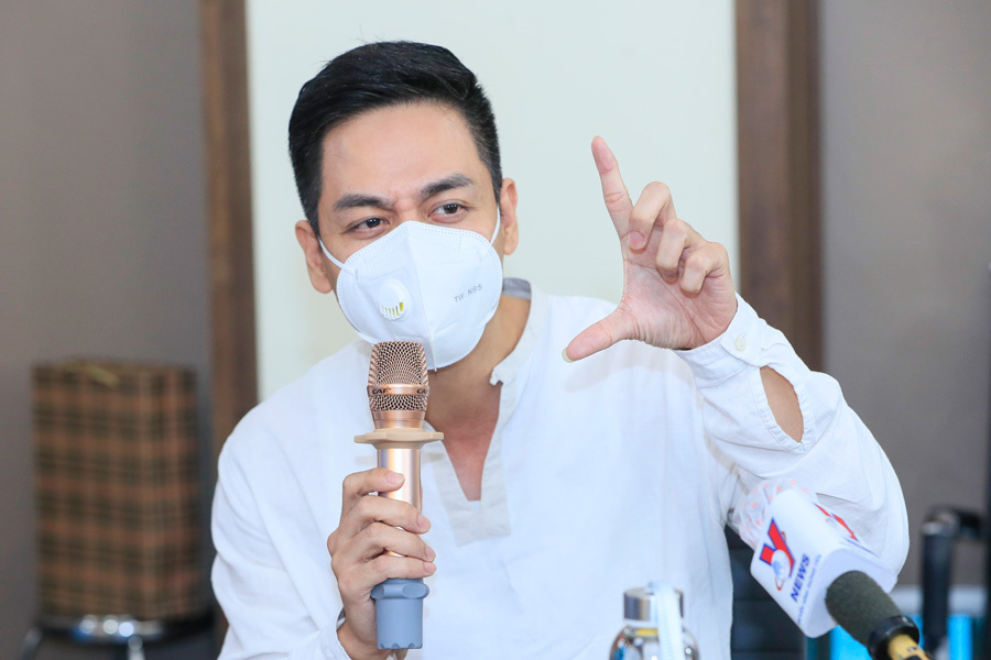 MC Phan Anh thừa nhận làm từ thiện có 'tham, sân, si'