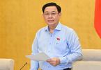Hai phiên họp khẩn của Chủ tịch QH và những nghị quyết chưa có tiền lệ